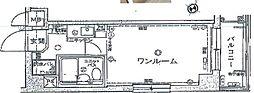 神奈川県横浜市旭区二俣川2丁目の賃貸マンションの間取り