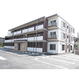 福岡県糸島市潤3丁目の賃貸マンションの外観