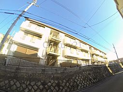 大阪府池田市畑5丁目の賃貸マンションの外観