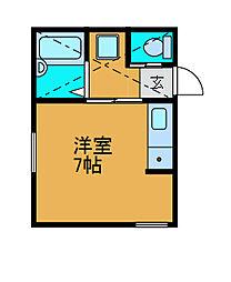 マグノリアコート[1階]の間取り