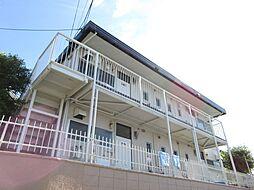 大阪府寝屋川市打上元町の賃貸アパートの外観