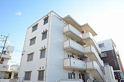 沖縄県糸満市西崎町3丁目の賃貸マンションの外観