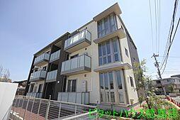シャーメゾンガーデン福島 C[2階]の外観