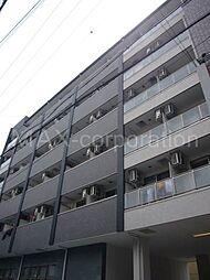 十三本町ウィンズマンションII[4階]の外観