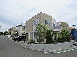 [タウンハウス] 神奈川県横浜市青葉区鴨志田町 の賃貸【/】の外観