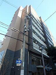 大阪府大阪市東淀川区東中島1丁目の賃貸マンションの外観