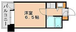 朝日プラザ博多Vターミナルスクエア[2階]の間取り