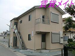 WOOD久松III[1階]の外観