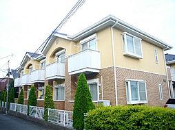 神奈川県横浜市港北区下田町1丁目の賃貸アパートの外観
