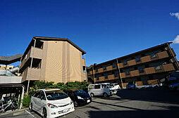 兵庫県川西市南花屋敷1丁目の賃貸マンションの外観