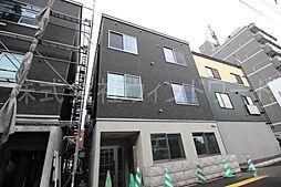 ラフレーズN34East[3階]の外観