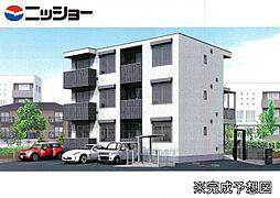 仮)篠目町新築AP[3階]の外観