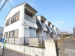 [タウンハウス] 千葉県松戸市新松戸7丁目 の賃貸【/】の外観