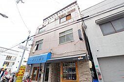 西田辺マンション[2階]の外観