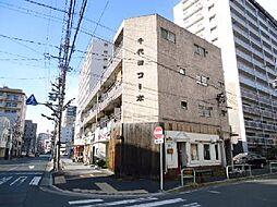 第一千代田コーポ[202号室]の外観