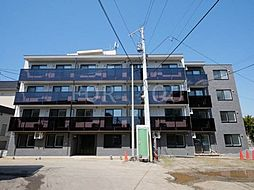 仮)N36W3マンション[3階]の外観