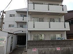 フローレス田島[2階]の外観
