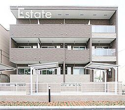 愛知県名古屋市南区鳴尾2の賃貸アパートの外観