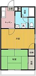 コーポマサキ[102号室]の外観