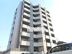 ハ−トヒルズ井田[8階]の外観