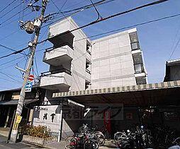 京都府京都市上京区新猪熊東町の賃貸マンションの外観