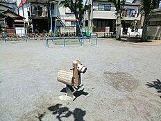 周辺環境:赤堤けやき公園