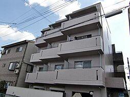 京都府京都市西京区上桂北ノ口町の賃貸マンションの外観
