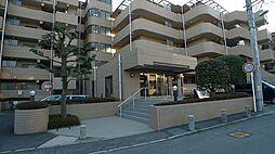 フラッツ西所沢[3階]の外観