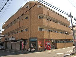 大阪府泉大津市東豊中町2丁目の賃貸マンションの外観