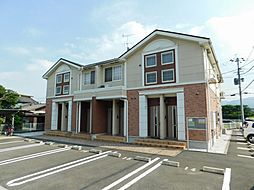 福岡県北九州市小倉南区葛原東5丁目の賃貸アパートの外観