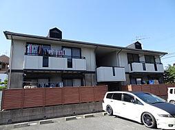 サンハイムK B棟[2階]の外観