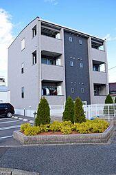 愛知県名古屋市南区星崎1丁目の賃貸アパートの外観