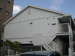 兵庫県西宮市平木町の賃貸アパートの外観