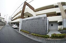 兵庫県姫路市東山の賃貸マンションの外観