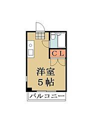 アミューズメントIII[3階]の間取り