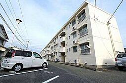 徳島県板野郡松茂町広島字二番越の賃貸マンションの外観