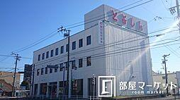 愛知県みよし市三好町油田の賃貸マンションの外観