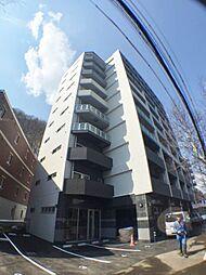 北海道札幌市中央区南六条西26丁目の賃貸マンションの外観