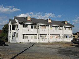 栃木県宇都宮市下平出町の賃貸アパートの外観