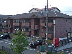 シャンティ・クレスト[2階]の外観