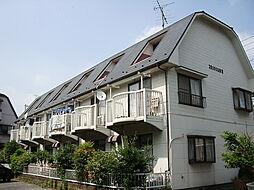 東京都足立区島根2丁目の賃貸マンションの外観