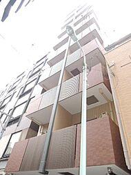 グリーンハウス八丁堀[6階]の外観
