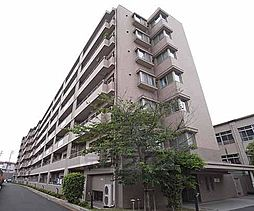京都府京都市伏見区深草ケナサ町の賃貸マンションの外観