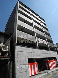 ベラジオ五条堀川III[601号室号室]の外観