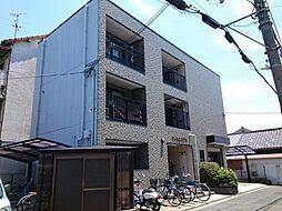 大阪府四條畷市雁屋南町の賃貸マンションの外観