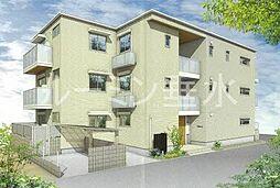 兵庫県明石市天文町2丁目の賃貸マンションの外観