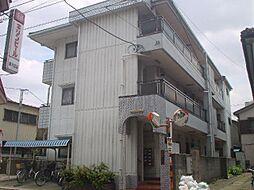 東京都足立区足立2の賃貸マンションの外観