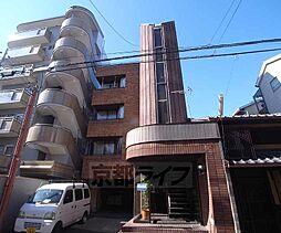京都府京都市下京区風早町の賃貸マンションの外観