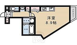 アソルティ西院[2階]の間取り
