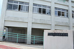 豊橋市立中部中学校(790m)